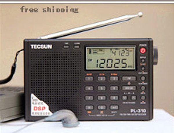 top popular FM AM LW SW DSP World Band BlRadio PL310 newbrand Tecsun PL-310ET 2021