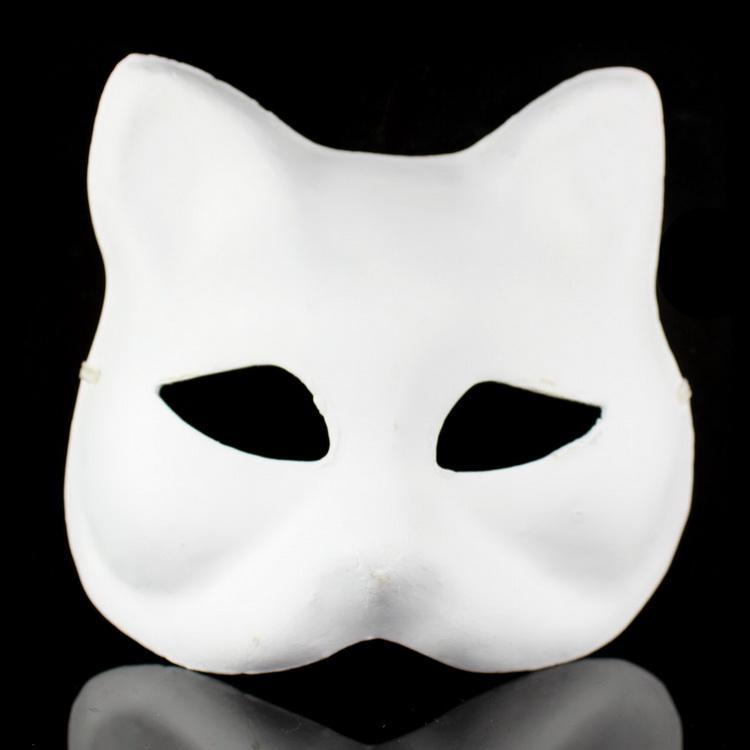 Cat 18x 17 cm