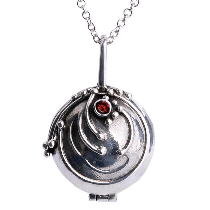 Wholesale the vampire diaries elena vervain necklace verbena locket wholesale the vampire diaries elena vervain necklace verbena locket pendant pure silver with offical certifica emerald pendant necklace pendant necklaces uk aloadofball Images