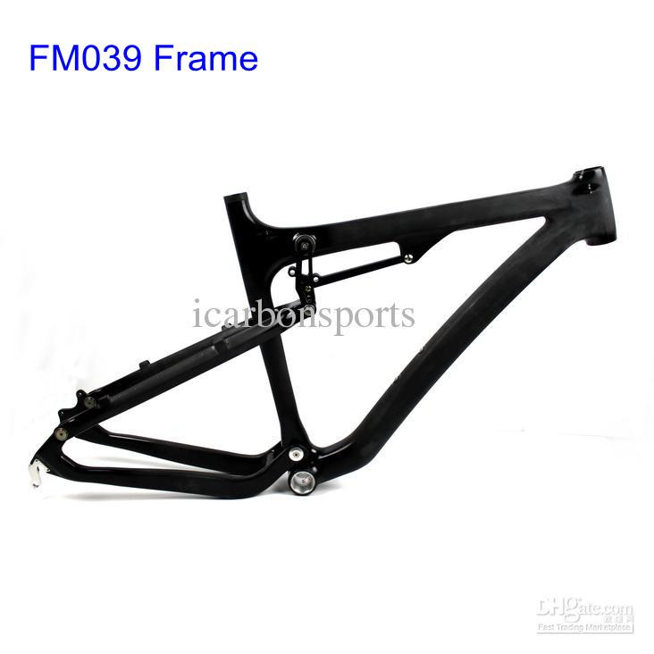 Ifr039 26er Full Suspension Mtb Carbon Frame, Carbon Frame Bike ...