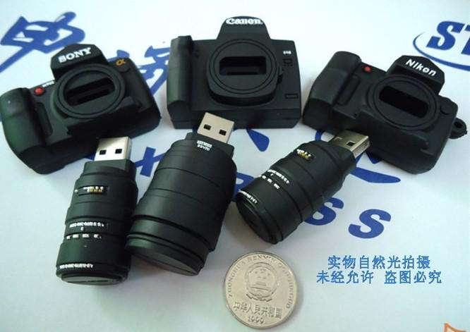 Creative Mini Caméra Mignon cochon USB Flash Memory Stick Pen Drive U disque Réel 2 GB 4 GB 8 GB 16 GB + boîte