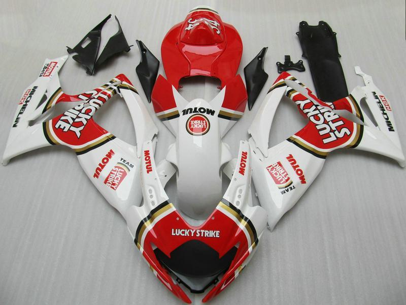 100% Fit Insprutning Mögel Fairings för Suzuki 2006 2007 GSX-R600 GSXR750 06 07 GSXR 600 750 K6 Jomo Fairing 66Z24