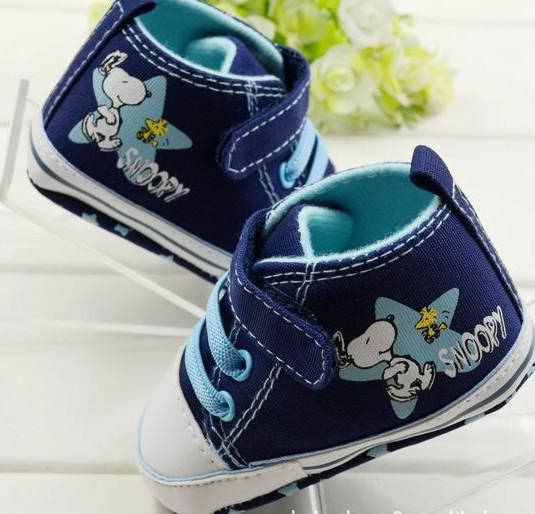 2017 10%off!blue Beautiful Baby Shoes, First Walker Shoes,Toddler ...