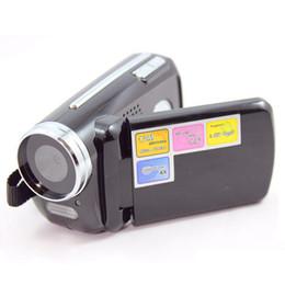 "Wholesale Dv139 Digital Video Camera - Brand New 12MP 1.8"" TFT black LCD Digital Video Camera LED Flash Light DV139 D501"