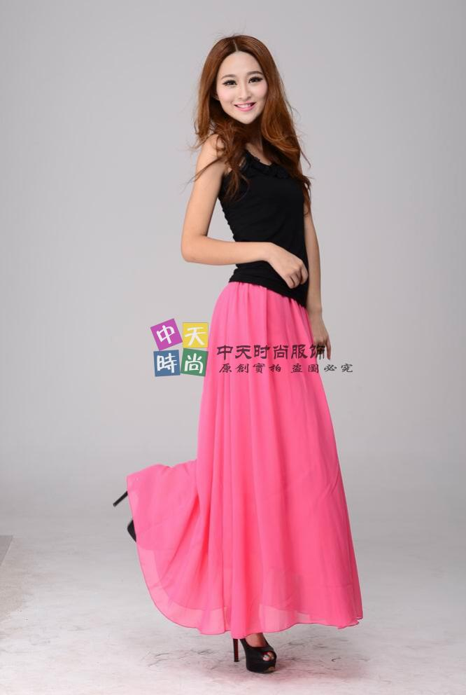 Long Skirts For Women With Top | Jill Dress