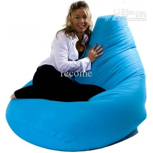 2018 Waterproof High Quality Adults Sitting Bean Bag Recliner, Modern  Beanbag Sofa Chair From Recome, $30.41 | Dhgate.Com