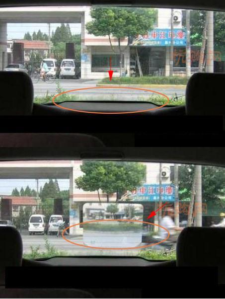 Atacado Pvc Wide Angle Fresnel Lens Adesivo Invertendo Estacionamento Assistência Adesivos Acessórios Do Carro Para Sensores de Estacionamento