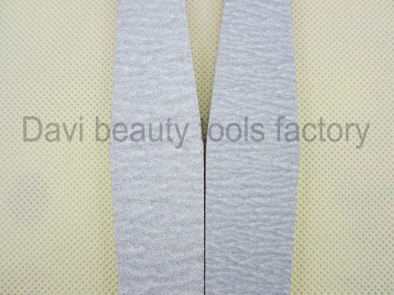 50шт/много ромб серый наждачная бумага пилочки для ногтей 100/180 пилочка для ногтей ногтей инструменты