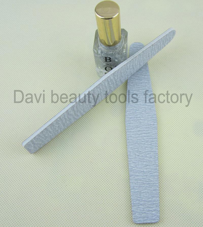 Lima dell'unghia della carta vetrata di / Rhombus l'unghia 100/180 strumenti del chiodo del bordo di smeriglio