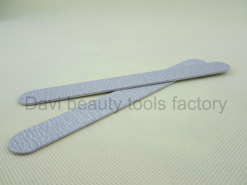 Nail File 180/240 Emery Board Thin Grey Sandpaper Emery File For ...
