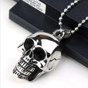 Wholesale Mens Necklace Korean Fashion Jewelry Titanium Steel