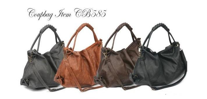 Cheap Handbags Women Hobo Bag Pu Brown Camel Gray Black Mix 0402f8 ...