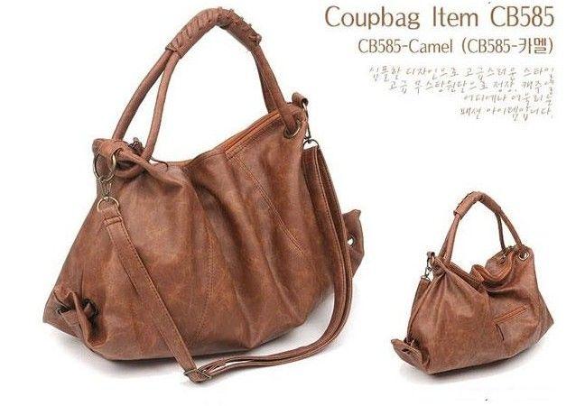 Cheap Handbags Women Hobo Bag Pu Brown Camel Gray Black Mix 0402f8 ...