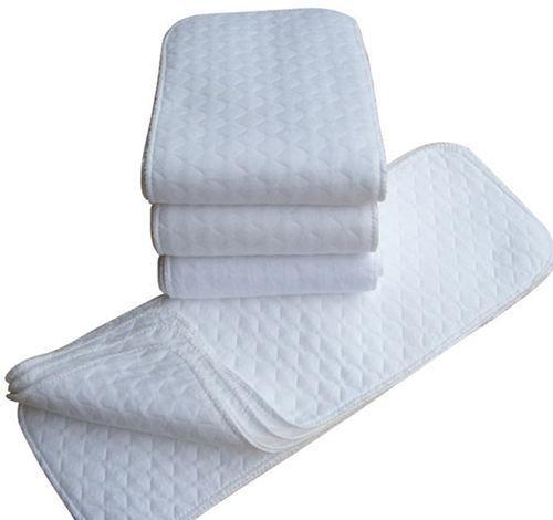 Prezzo più basso Babycity regolabile riutilizzabile pannolini lavabili pannolini di stoffa + inserti in cotone 2 strati U Scegli i liberamente