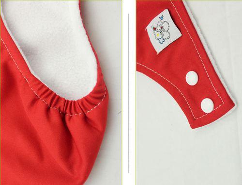 최저 가격 Babycity 조절 가능한 재사용 가능 베이비 워셔블 천 기저귀 기저귀 + 면 삽입물 2 층 U 9 색 자유 선택