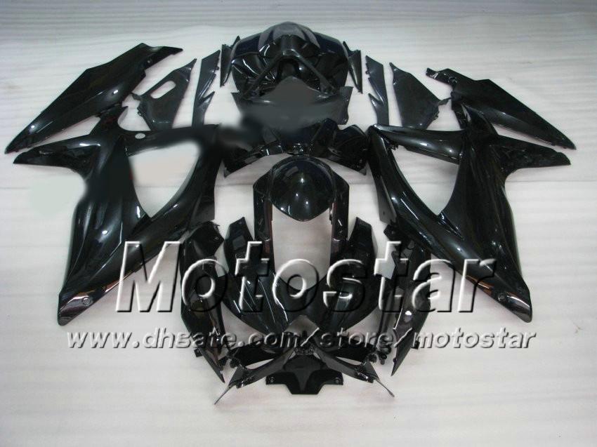 Para Suzuki GSXR 600 750 2008 2009 2010 K8 GSXR600 GSXR750 08 09 10 GSX-R 600 750 Kit de carenización Moldeo por inyección