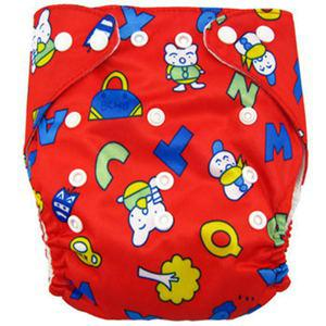New Design Inant Cartton Leopad Cloth Diapers One Size Fits All Without Insert Double Row Snap Baby Cloth Diapers 4Group U Choose Free