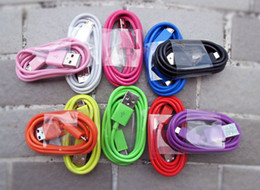 Wholesale One X S - 200pcs Micro USB Charger Cable for Samsung i9300 Galaxy S3 SIII Xperia S HTC One X Blackberry NOKIA