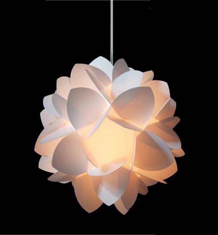 Door Front Pendant Lamp DIY D38CM Luxury Italian Lucky White Plastic Ball  Dining/Living Room Bedroom Plastic Corrider Balcony Pendant Lamp