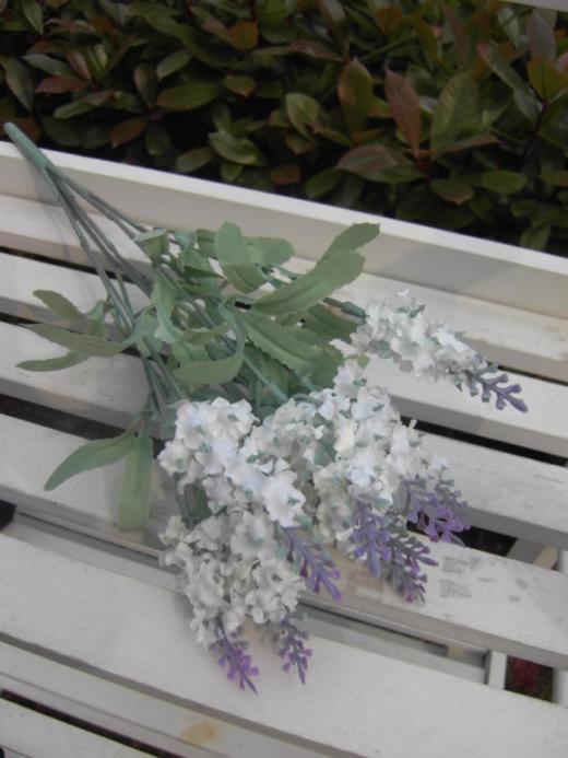 Haute Qualité Fleurs Artificielles 36cm / 14.17