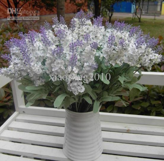 Alta Qualidade Flores Artificiais 36 cm / 14.17