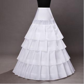 New Arrival!!2013 Hot Sale Ball Gown Layers White New Style Peticoat