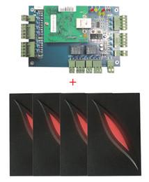 Wholesale Door Wiegand - TCP IP & Web Management Support 2 Door Access Controller Panle + 4pcs 125Khz Wiegand RFID Card Reader
