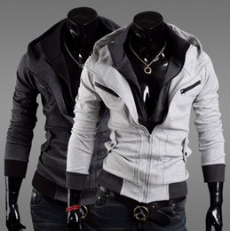 $enCountryForm.capitalKeyWord Canada - Hot sell Men's jacket for men hoddies fashion style two colors available free shipping