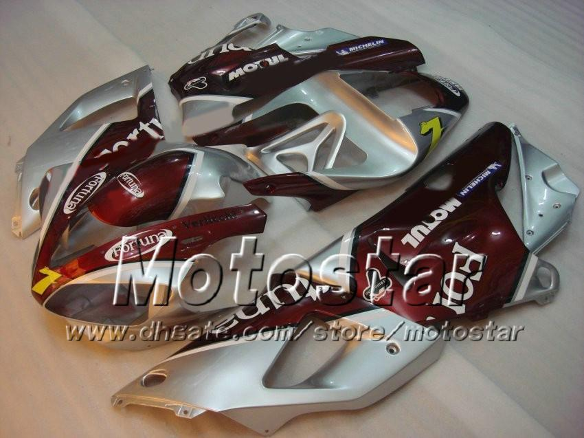 7 Geschenke Custom Racing Motorrad Verkleidung für YAMAHA 2000 2001 YZF-R1 00 01 YZFR1 00 01 YZF R1 YZFR1000 Verkleidungssatz zs85