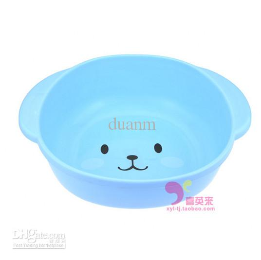 2018 Baby Cartoon Smiley Small Wash Basin Tub From Duanm, $23.09 ...