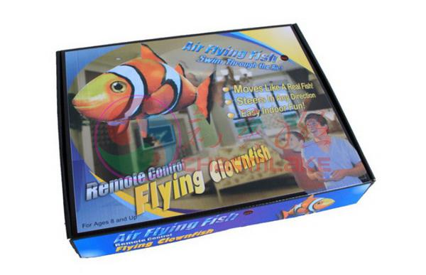 Air Swimmers Flying Shark Inflatable Toy Helium New Animal Planet Blimp RC toy 12 hours