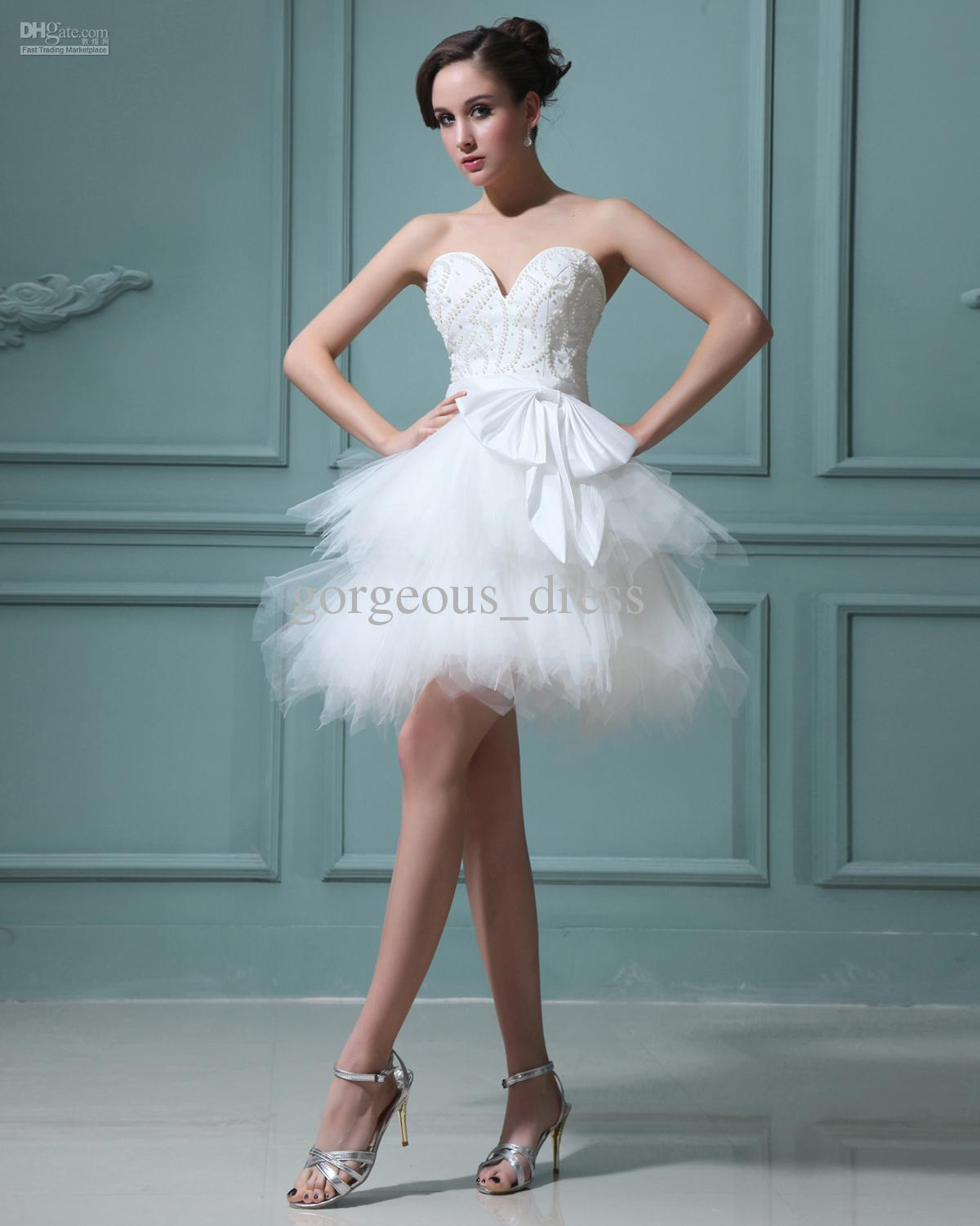 Discount most popular sweetheart a line short wedding dresses catalogue wedding dress evening dress prom dress cocktail dress mother of the bride dress party dress bridesmaid dress junglespirit Images