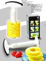 free shipping- Fruit Pineapple Corer slicer Peeler Parer Cut...