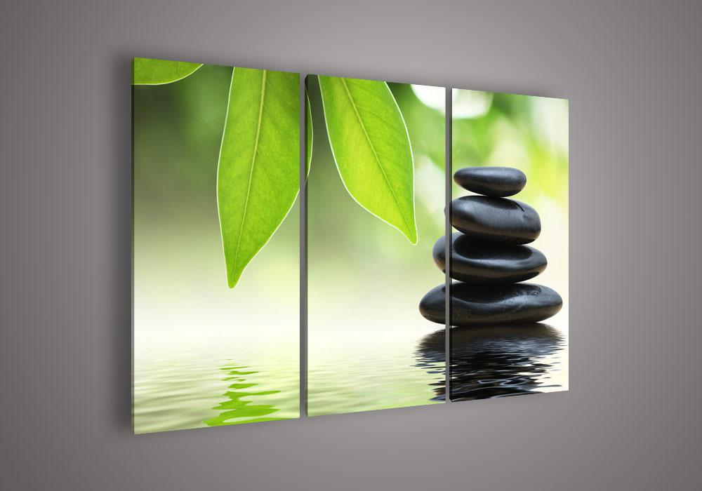 Green Wall Art three piece wall art. 36 inches olive green 3 piece wall art set