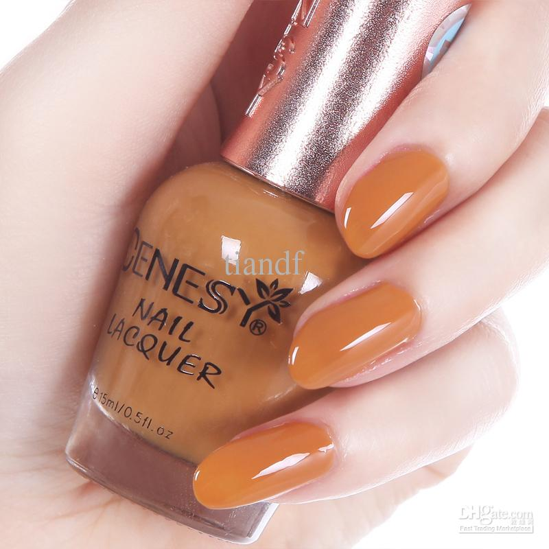 Denesy Beautiful Nail Polish Oil Candy Nude Color Milk Tea Coffee Series 2 Bottle 15ml China Glaze Glow In The Dark From Tiandf
