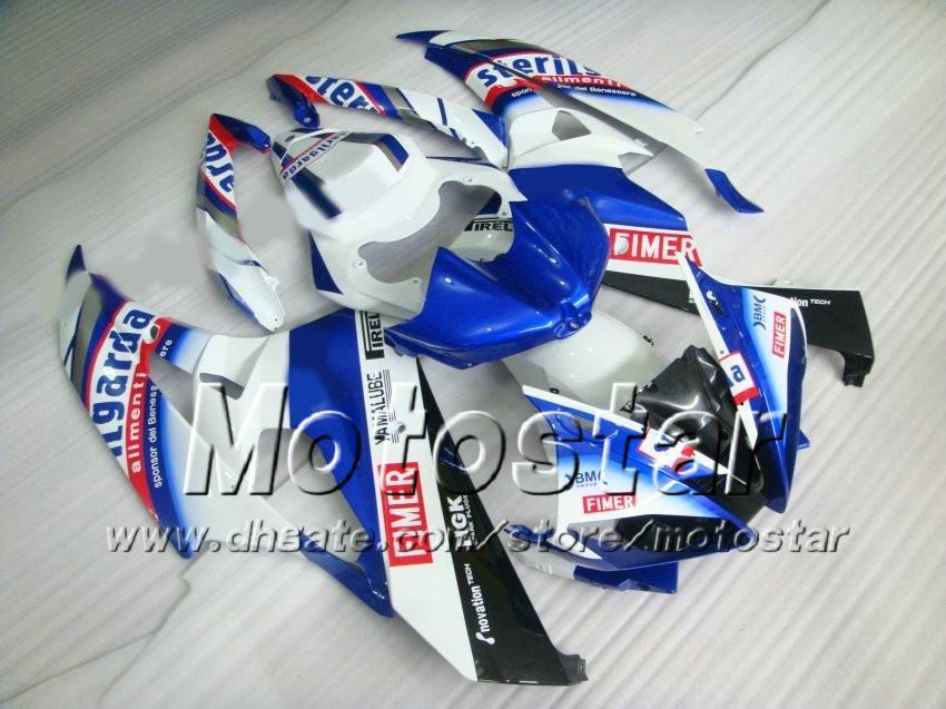 Racing Fairing Kit voor Yamaha 2006 2007 YZF-R6 06 07 YZFR6 06 07 YZF R6 YZFR600 MIX Color Fimer Custom Backings Set AB66