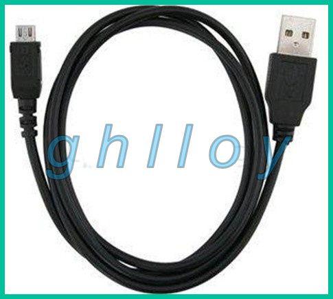 De nouvelles données USB ligne Câble de transfert Cordon 80cm Câble Pour Micro 5 broches Nokia HTC Samsung Motorola Blackberry