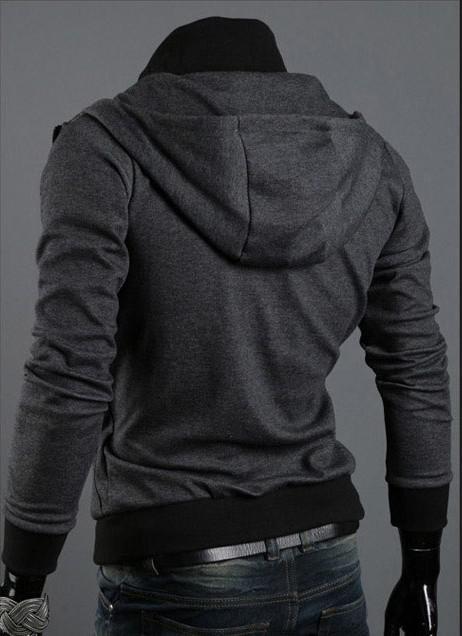 Nieuwe Assassin's Creed Desmond Miles Style Cosplay Hoodie