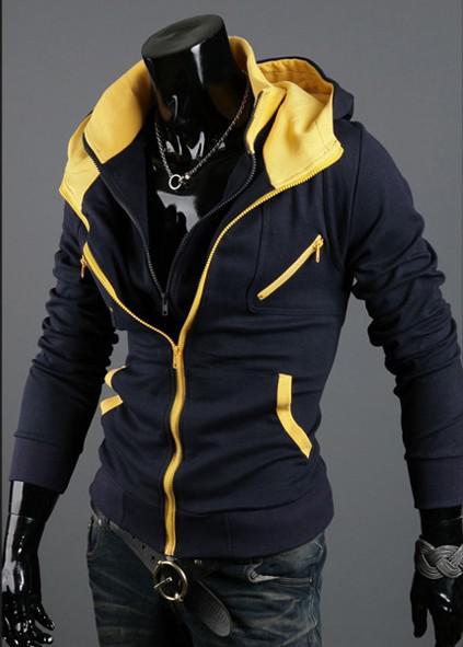 Felpa con cappuccio stile Assassin's Creed Desmond miles N5