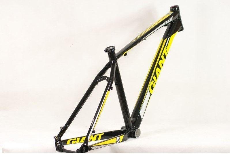 2012 Giant XTC FR MTB Frame,Size S, M,Black/Yellow