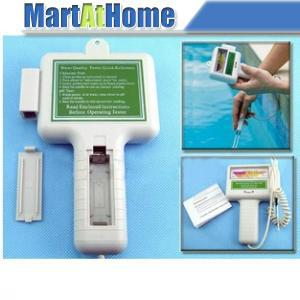 2019 New Home Ph Cl2 Chlorine Level Meter Swimming Pool Spa Water Quality Tester Bv198 Cf From