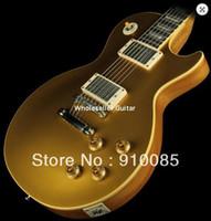 Wholesale guitar custom goldtop - G -custom shop Lee Roy Parnell Signature'57les paul goldtop electric guitar
