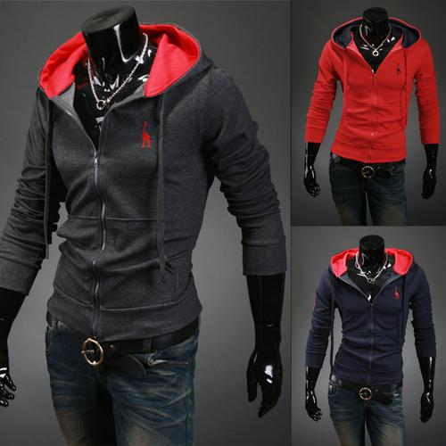 2017 Ebay Hot Sale Hoody Cardigan For Men 2015 Korean Style Men ...