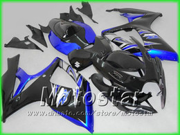 S6673 Free Injection Injection Bodywork Kit de Feira para Suzuki 2006 2007 GSXR 600 750 K6 GSXR600 GSXR750 06 07 R600 Fairings