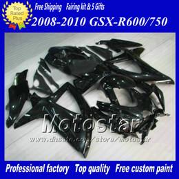 Argentina Para suzuki GSXR 600 750 2008 2009 2010 K8 GSXR600 GSXR750 08 09 10 GSX-R 600 750 Kit de carenado moldeo por inyección cheap gsxr k8 kit Suministro