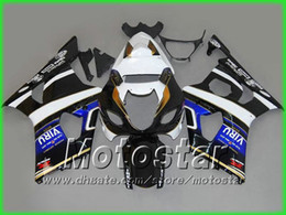 $enCountryForm.capitalKeyWord Canada - Free ship White blue VIRU motorcycle fairing kit for SUZUKI 2003 2004 GSX-R1000 K3 GSXR1000 GSXR 1000 03 04 fairings