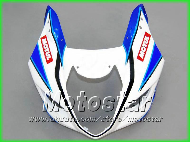 Corona extra kit de carenado de motocicleta para suzuki 2003 2004 GSX-R1000 K3 GSXR1000 GSXR 1000 03 04 kit de carenados de carrocería