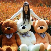 Wholesale Boyds Large - free shipping 60cm Boyds Plush toys large size   teddy bear Lovers Big bear 0.6m Meters   big embrace bear doll   Stuffed Animals Toys
