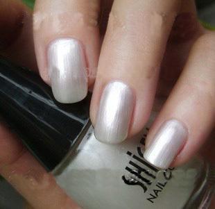 Shisem Nail Polish Oil 15ml Pearl White Pearl 105 Glow In The Dark ...