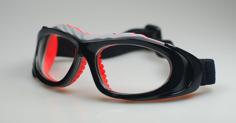 Protective Goggles Sports Glasses Basketball Football Eyewear Frame ...